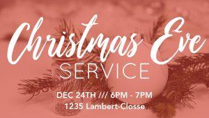 Evangel Christmas Eve Service @ Evangel Pentecostal Church | Montréal | Québec | Canada