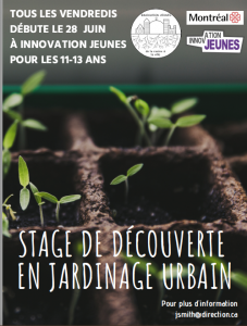stage de decouverte agriculture
